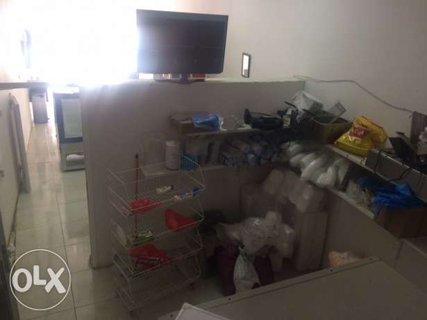مقهى للإجار for rent coffeeshop بركاء -  7