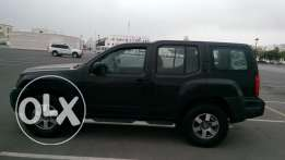 Nissan Xterra 2012 Oman car Def. Lock full agency service expat driven