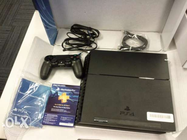 sony playstation4 neo with extra controller الخابورة -  1