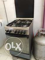 Electric Stove - 4 Burner
