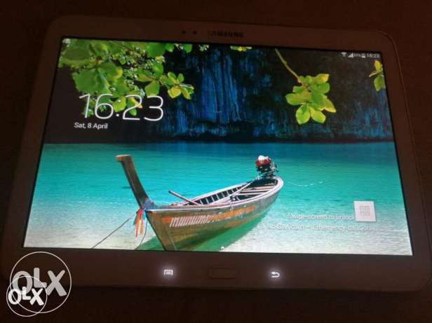 Samsung Tab 3 10.1 model no GT-P5200 in excellent condition