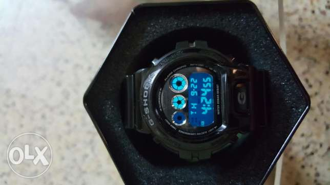 Black g shock original watch مسقط -  5