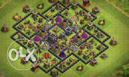 كلاش أوف كلانس...Clash of Clans
