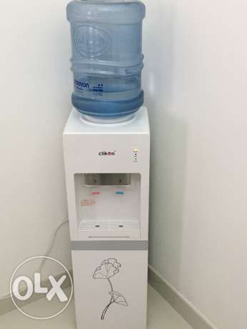 Hot and cold water dispenser مسقط -  1