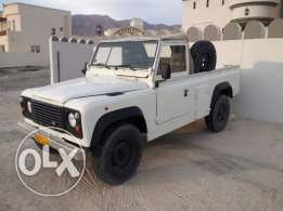 Defender 110 pick up soft top