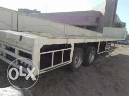 flat trailer AED 20000