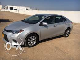 Toyota Corolla 2015 like new