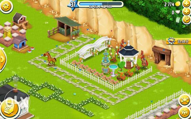 Hay day for sall