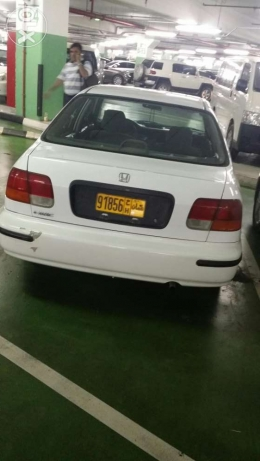 Honda civic 1997 For Sale مسقط -  8