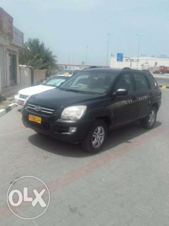 Excellent Condition Expat driven 2008 model KIA sportage for sale!