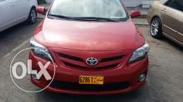 2011 Toyota Corolla - Number 1