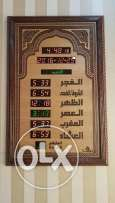 Prayer timers
