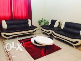Danube 3+2+1 Sofa set + Center table and carpet