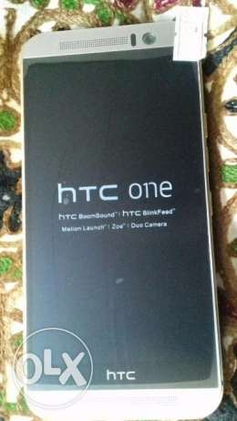 HTC One M9 - 32GB - Gold on Silve