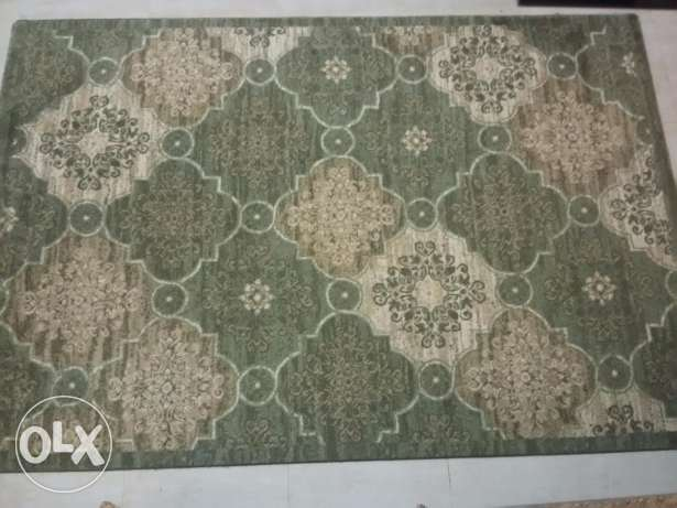 Carpets - 2 no's (Made in Turkey) - 50 RO only