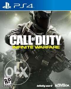 infinity warfare ps4 CD