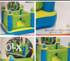kids play area &jumping