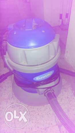 Original Eurovac super cleaner