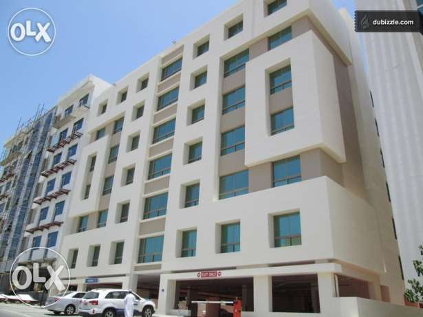New Spacious 1BHK Apartment for Rent in Qurum Nr. PDO