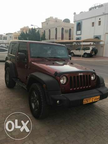 Jeep wrangler sport for sale only مسقط -  7