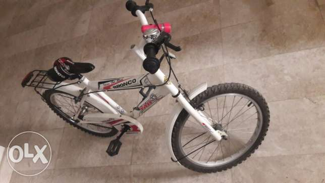 Boys bicycle for sale branded