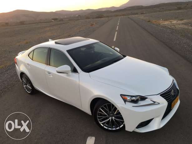 Lexus IS250 for sale مسقط -  4