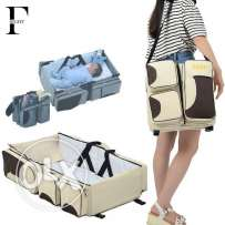 2 in 1- bed and bag for neonates