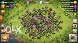 clash of clans ..