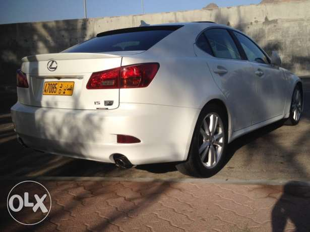 lexus is 350 full option 2007 مسقط -  3