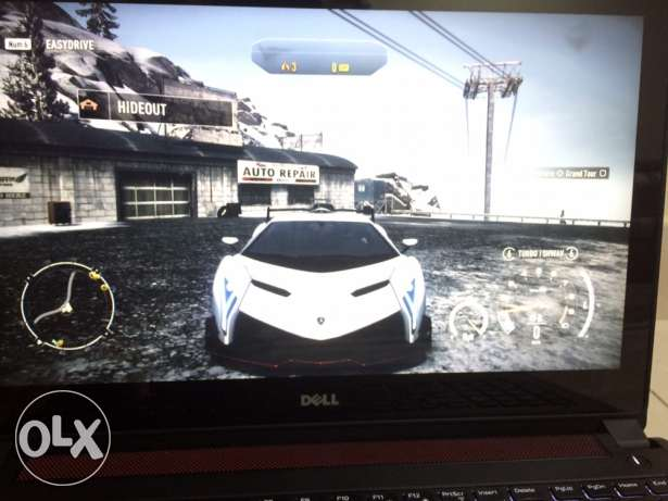 Used gaming laptop for sell with low price !!!