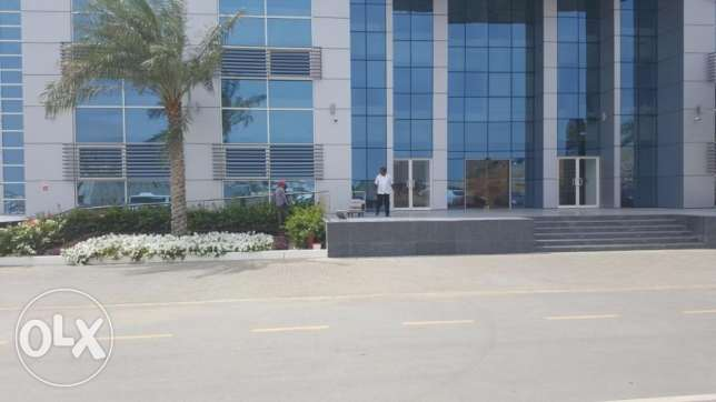 Commercial Office space for Rent in Ghala بوشر -  1