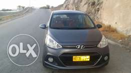 Expat owned Hyundai Grand i10, 2015 model, 10,400, mint condition