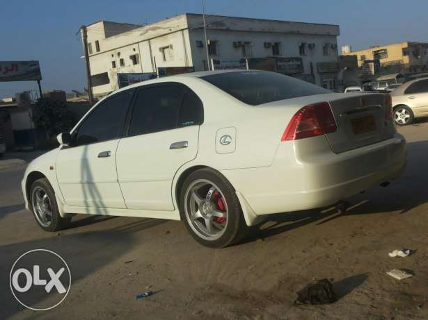 Honda civic صلالة -  3