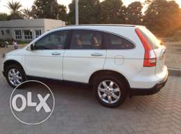 Expat used Honda CRV (2007 model)
