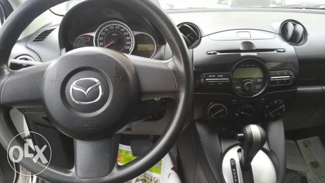Mazda 2 model 2013 cash for sell السيب -  7