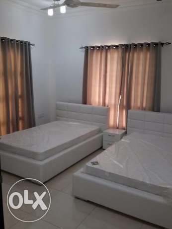furnished 3 bhk flat for rent inal mawaleh south السيب -  4