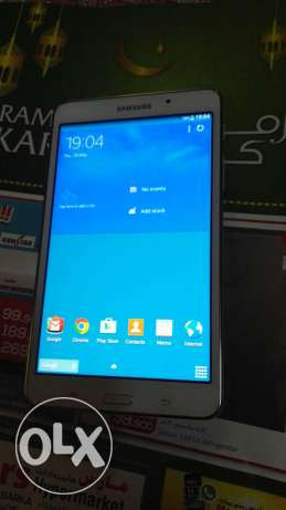 Samsung tab 4 with simcard calling السيب -  1