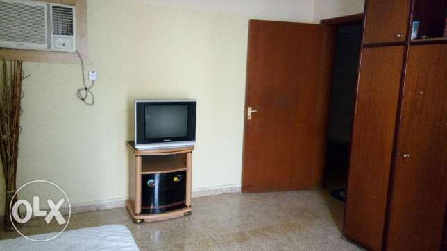 Furnished room for rent in AL-khuwair with free unlimited wifi مسقط -  3