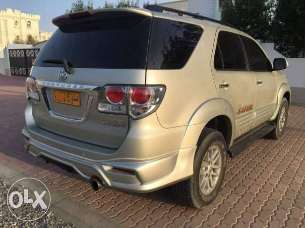 Toyota Fortuner 2013 (4.0) GCC Car (Exclusive Edition) مسقط -  8