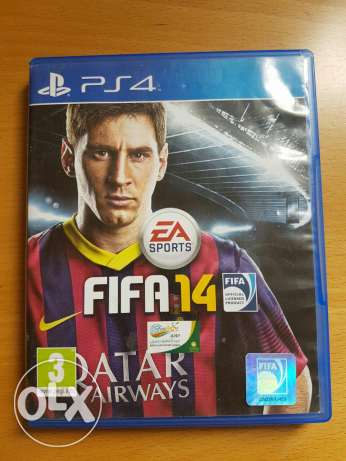 Fifa 14 for Sale or Exchange Ps4 Game Playstation 4 Game