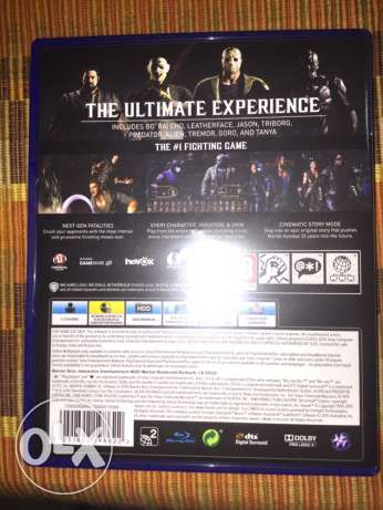 mortal kombat XL with DLC مسقط -  4