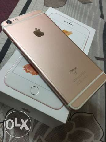 Apple iPhone 6s plus 64GB Rose Gold with warranty مسقط -  3