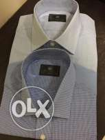 M&S - pack of 2 half sleeve shirts