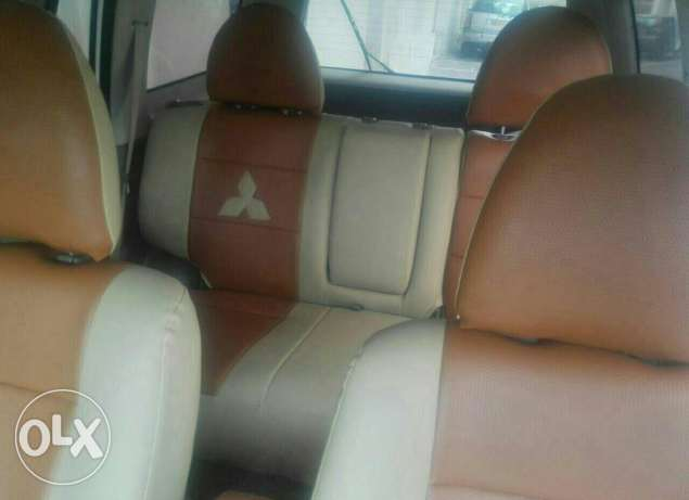 4×4 Mitsubishi 2009 full automatic No 1 original paint free accidents بوشر -  8