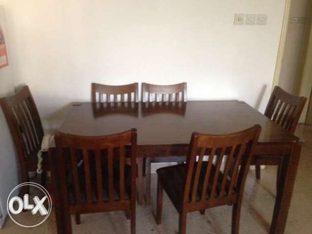 Nice 6 seater Dining Table must see روي -  1