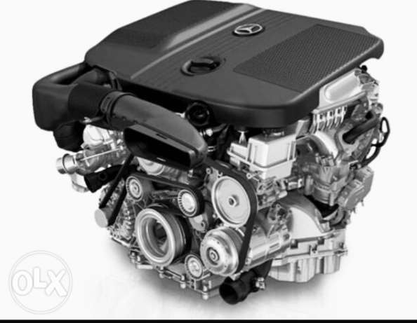 Mercedes used engines and spare parts for sale مسقط -  1