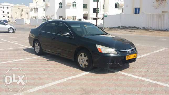 Accord 2007 Excellent Condition مسقط -  6