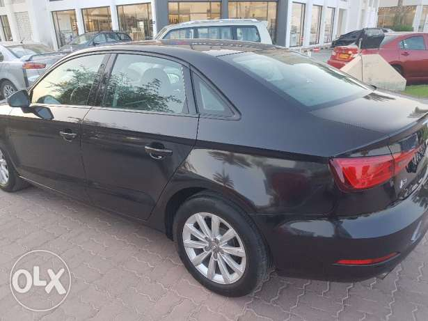 Audi A3 2014 very good condition