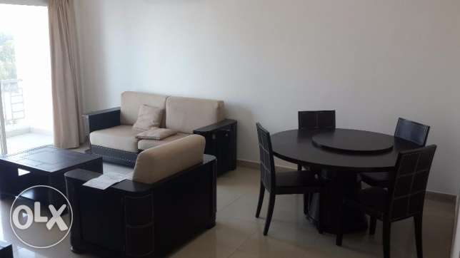 furnished flat for rent in alqurom in barik al shateek مسقط -  1