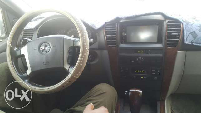 Kia sorento 2005 full automatic السيب -  2